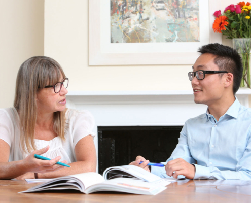 One-To-One Adults English Exam Preparation
