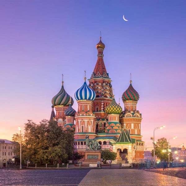 Russian Courses in Moscow