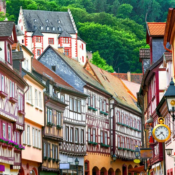 German Courses in Miltenberg