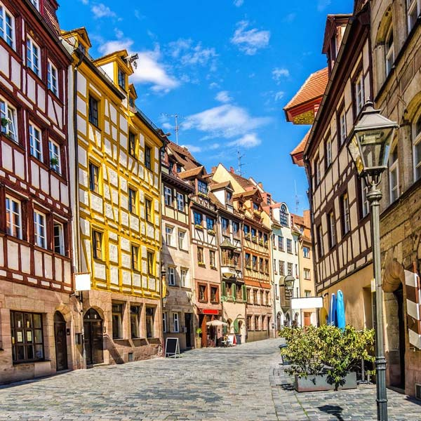 German Courses in Nuremberg