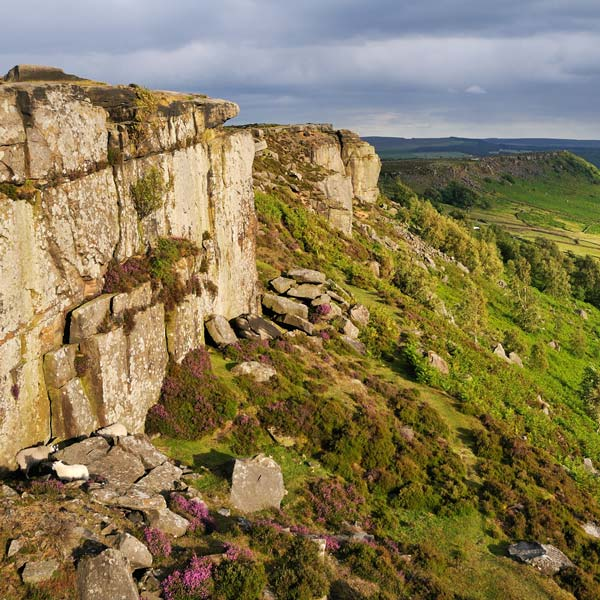 Peak District Northern England