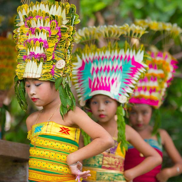 Indonesian Balinese Culture