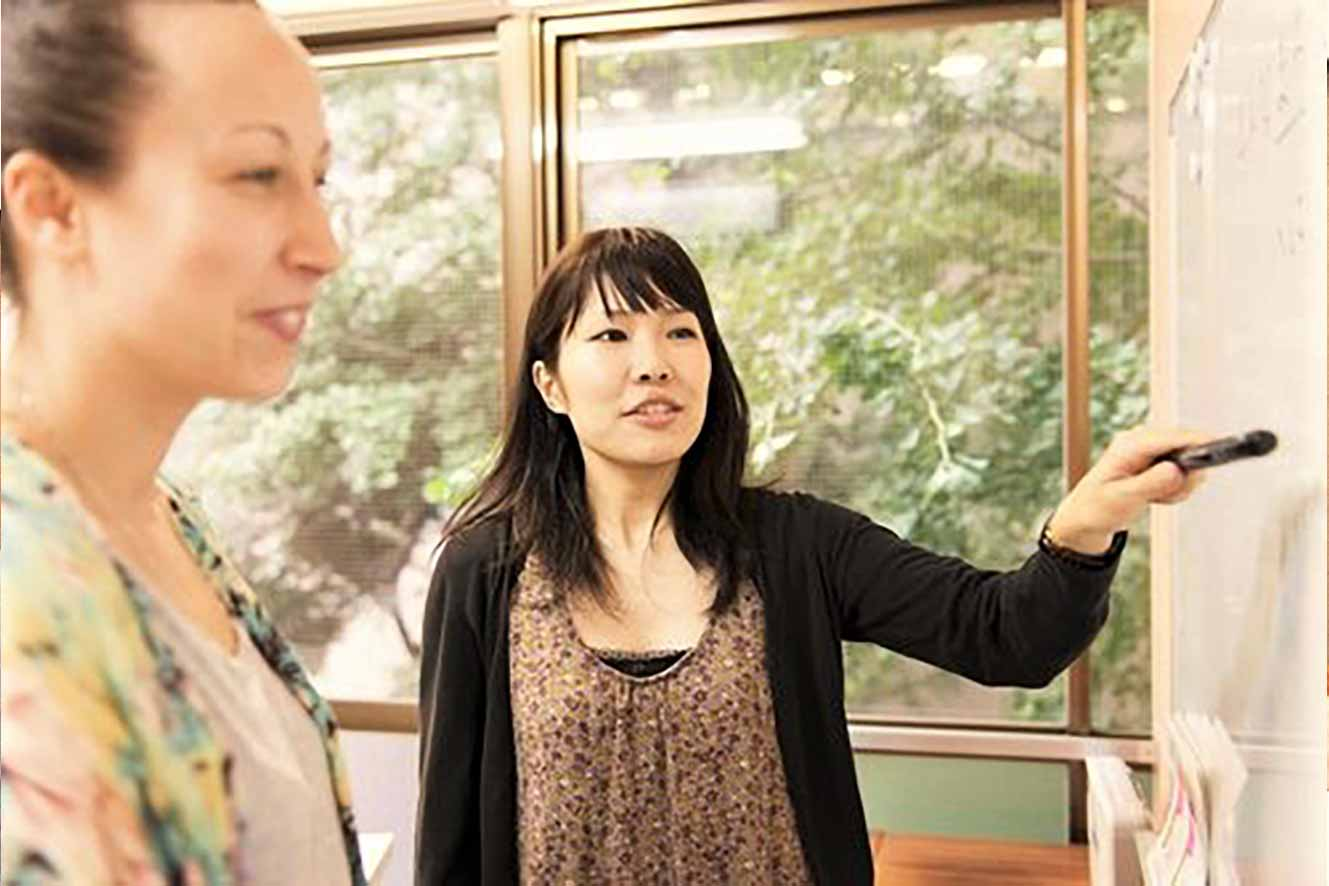 One-to-One Japanese Courses in Japan