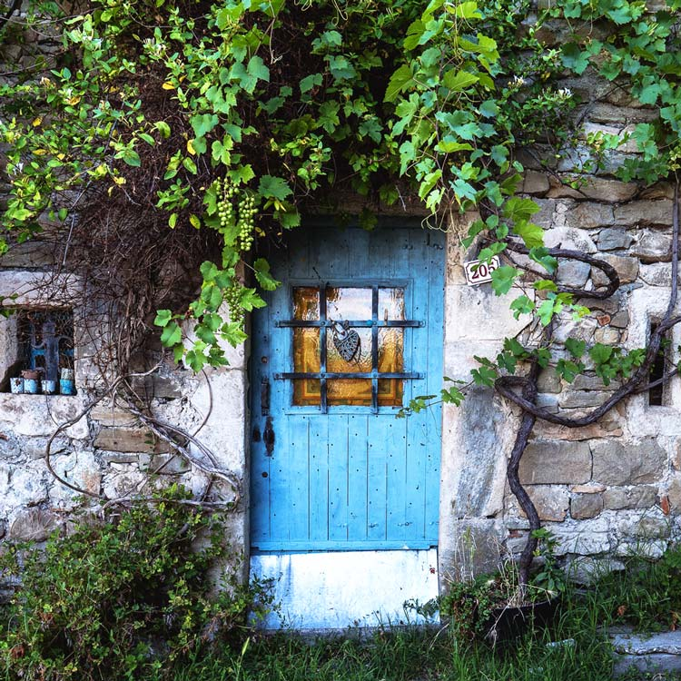 Old House in Vercors